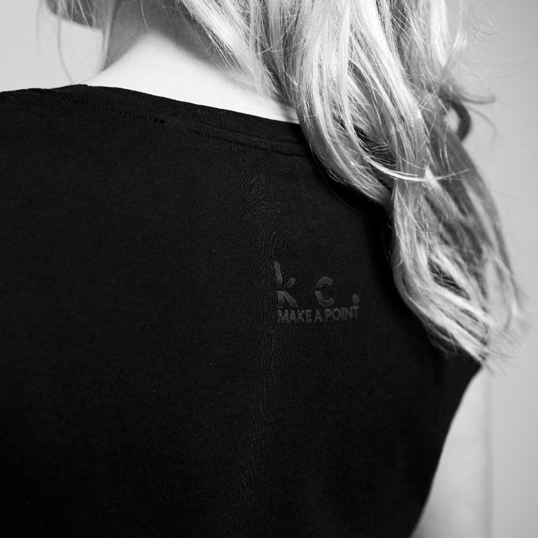 Ketchup-company Shirt Rücken - MAKE A POINT.